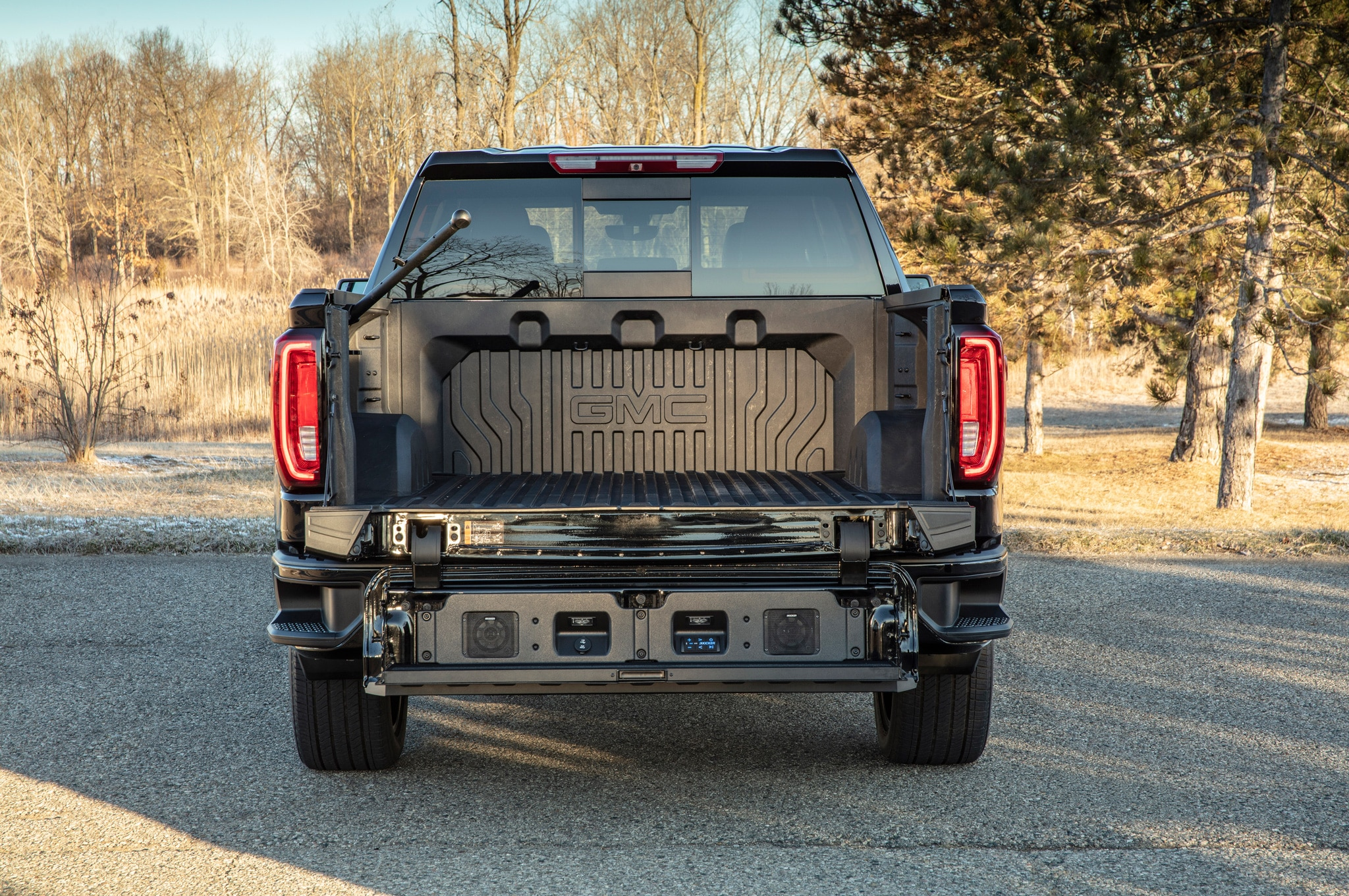 2019 gmc sierra 1500 carbonpro bed