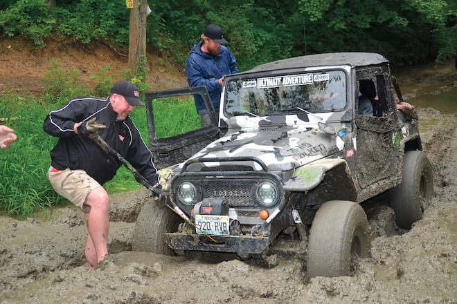 Warn returns as official winch of 2016 Ultimate Adventure #UA2016