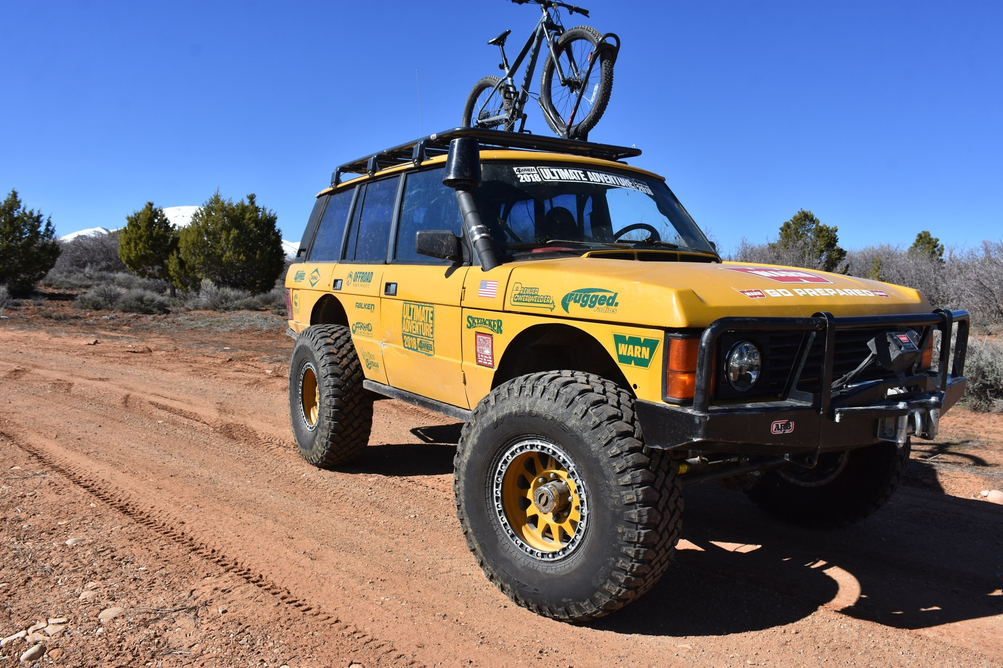 verne to moab lead