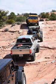 steel bender trail report EJS2019 climb