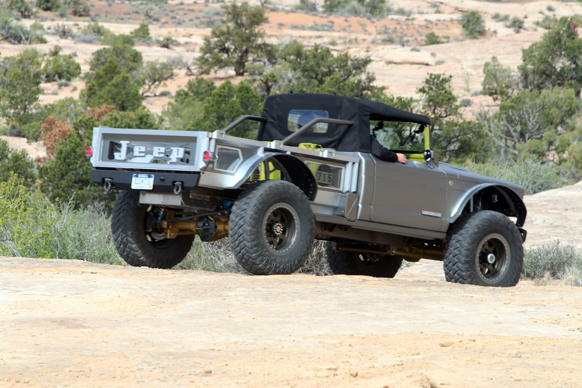 2019 jeep m715 five quarter lead