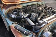 christian hazel drives uacj6d to moab with no cooling fan engine bay