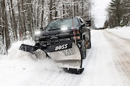 four wheeler winter product guide boss snow plow