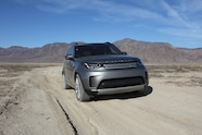 long term test second report 2018 land rover discovery 5