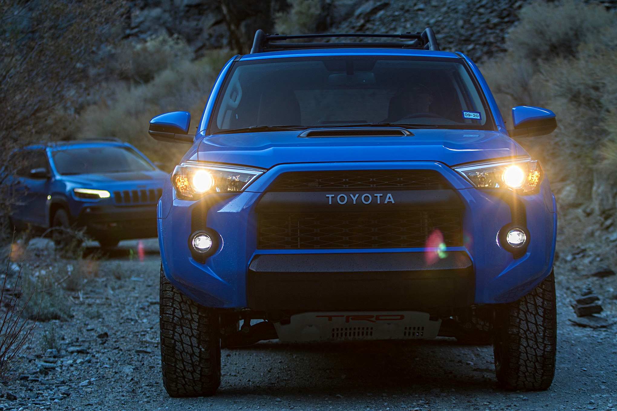 fwoty19 lighting toyota 4runner