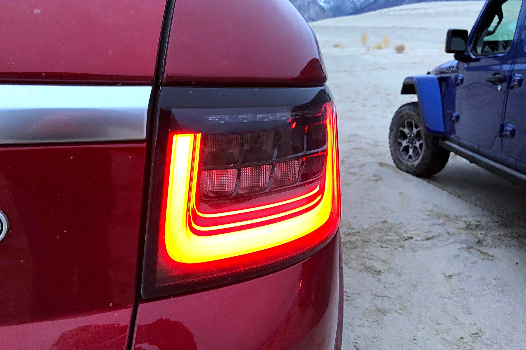 fwoty19 lighting range rover hsa taillight