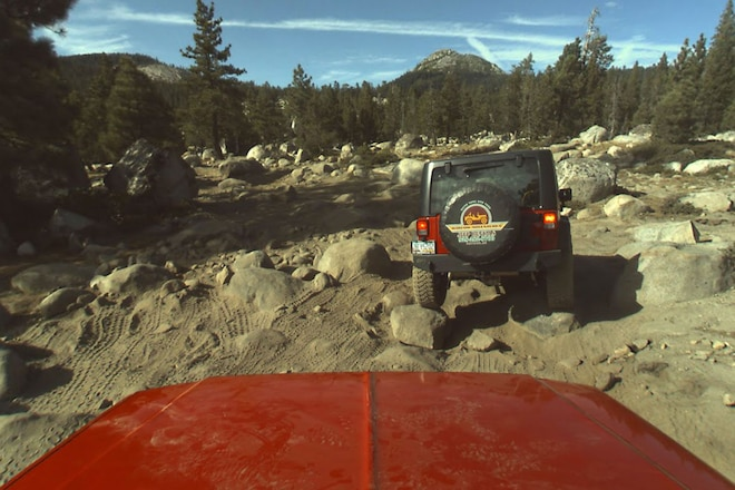 The Rubicon Trail Gets Google Street View Thanks to Top Gear USA