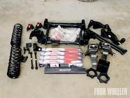 129 0905 04 z+hummer h2 suspension+rancho lift kit