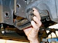 129 0905 02 z+hummer h2 suspension+remove brackets components