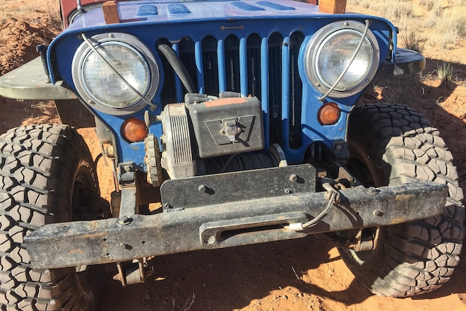 Vintage Warn Winch Gallery: Old Iron Pullers