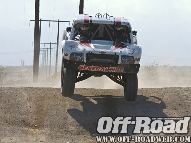 0901or 7538 z+2009 score laughlin desert challenge+trophy truck