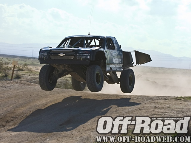 0901or 7551 z+2009 score laughlin desert challenge+trophy truck