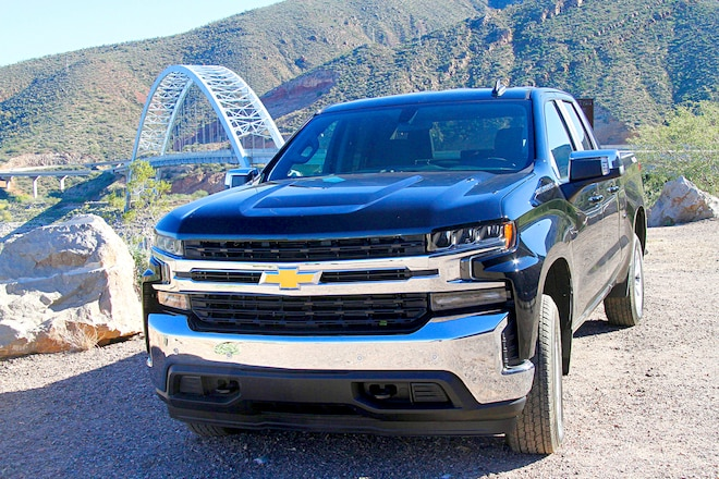 First Drive: 2019 Chevy Truck Innovation