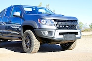 044 2019 chevy silverado 2.7l colorado zr2 bison first drive bison right front view