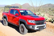 029 2019 chevy silverado 2.7l colorado zr2 bison first drive bison front right view