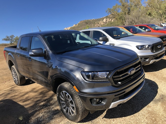 First Drive – 2019 Ford Ranger