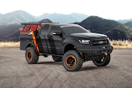 auto news four wheeler ford project ranger x bds