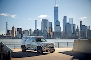 2020 land rover defender new york exterior front quarter 04