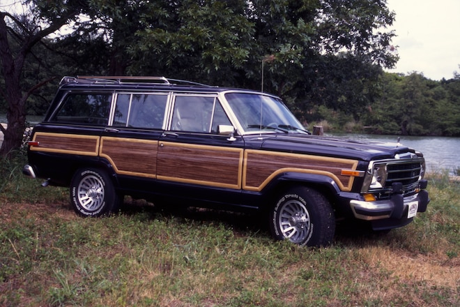 Ultra Plush Jeep Grand Wagoneer Coming Back After 2019