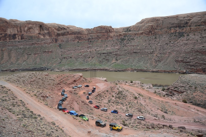 How to make your Moab Easter Jeep Safari awesome