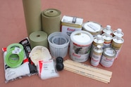 002 diy home painting supplies