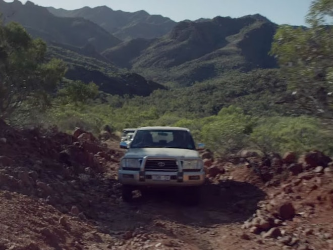 Bringing A Wireless Network to The Outback One Toyota Land Cruiser at a Time - Video