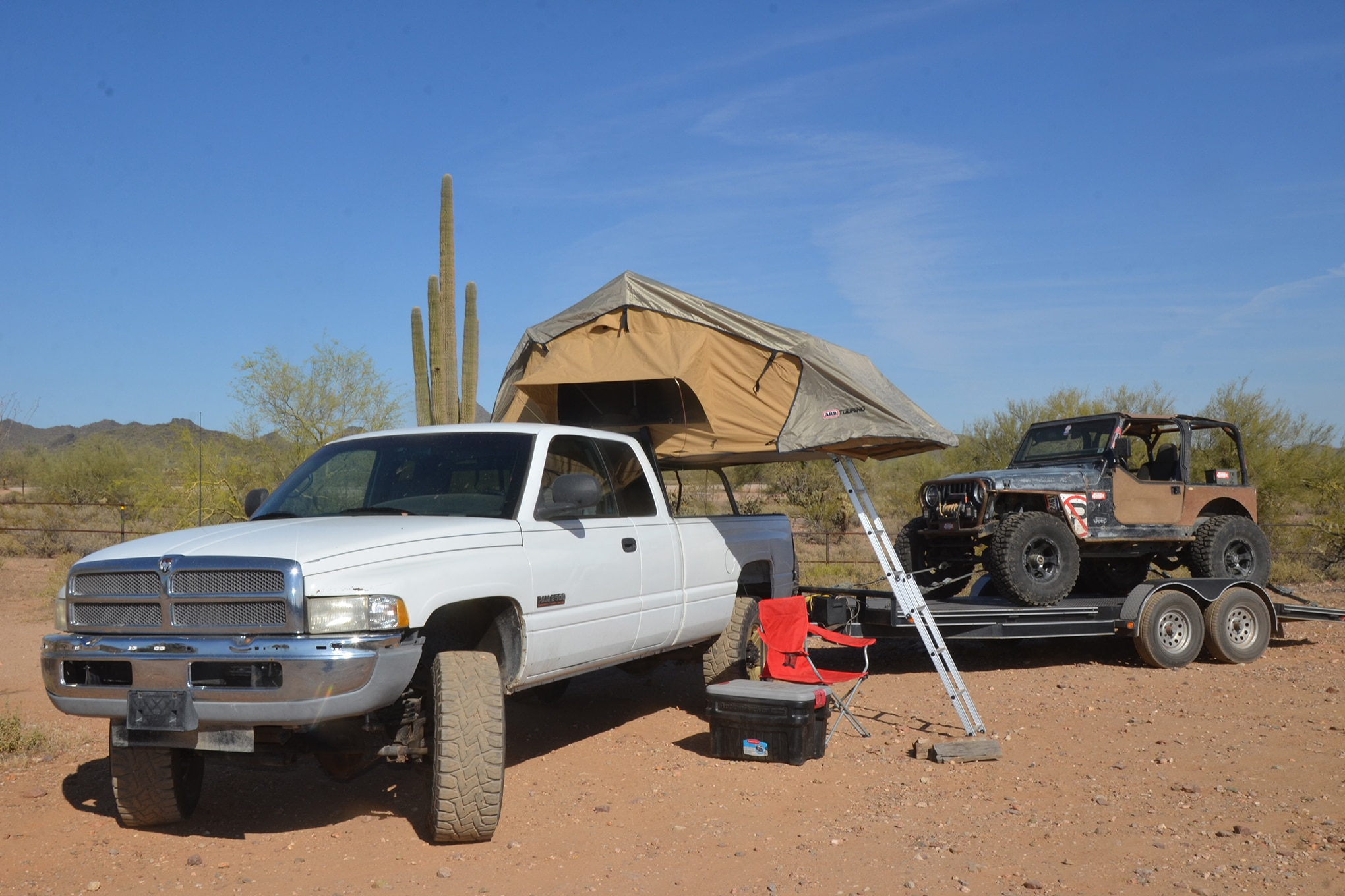 Big Three on a Budget: What's the Best Pre-Owned 3/4-Ton 4x4