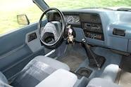 003 1990 BroncoII interior driver