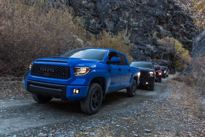 Looking for a Half-Ton Truck? We Test Them All Head-to-Head!