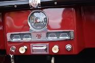 008 1951 willys overland jeepster dash gauges