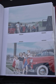 005 1951 willys overland jeepster old family pictures