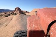 01 christian hazel flattie in moab hells revenge