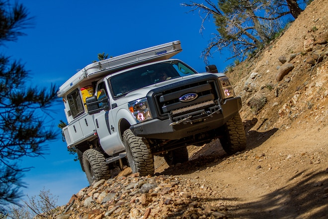 Part Tow Rig, Part Trail Rig: This Super Duty Does It All