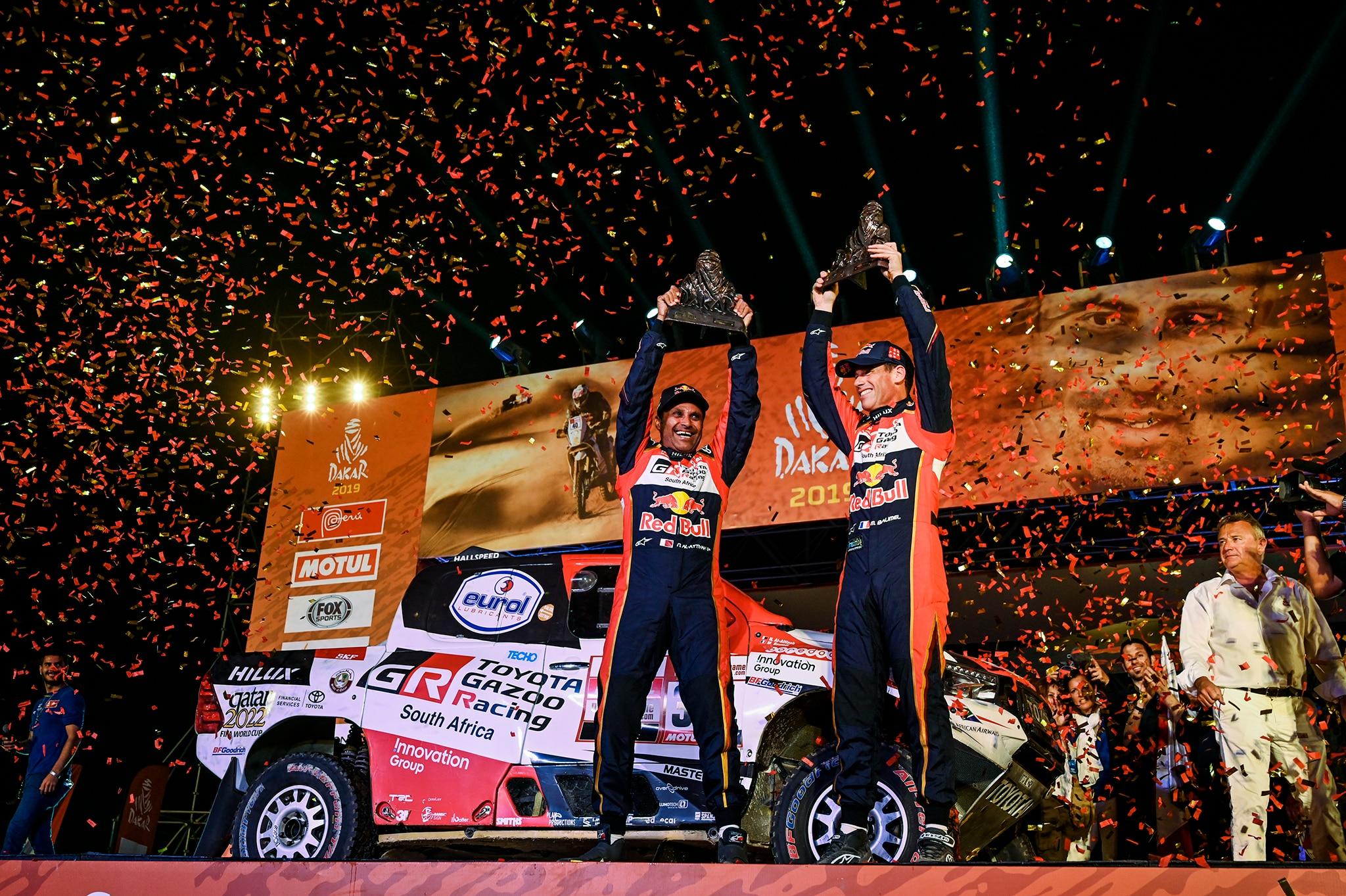 Dakar2019AlAttiyahPodium