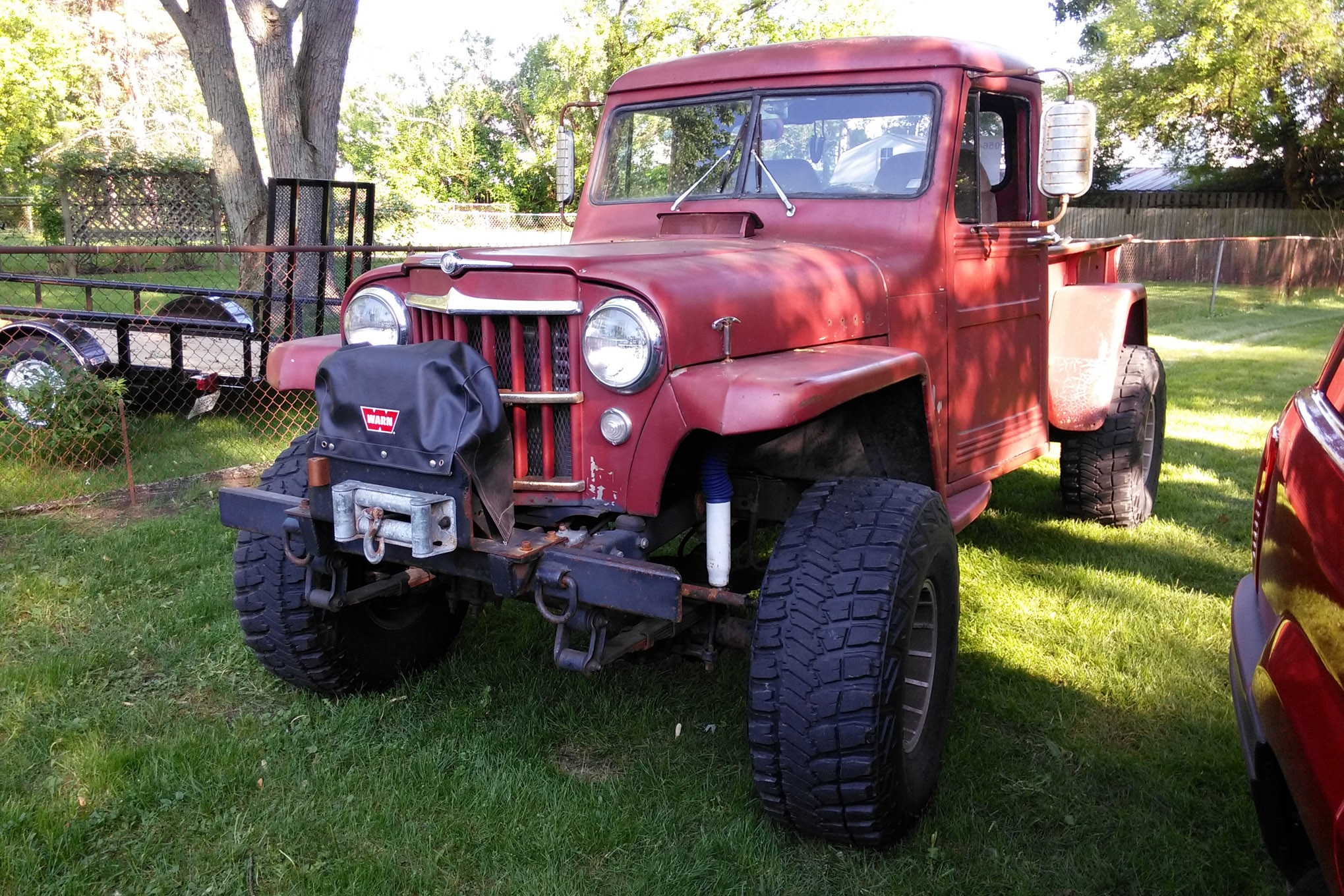 004 jeep shots malin 55willys truck