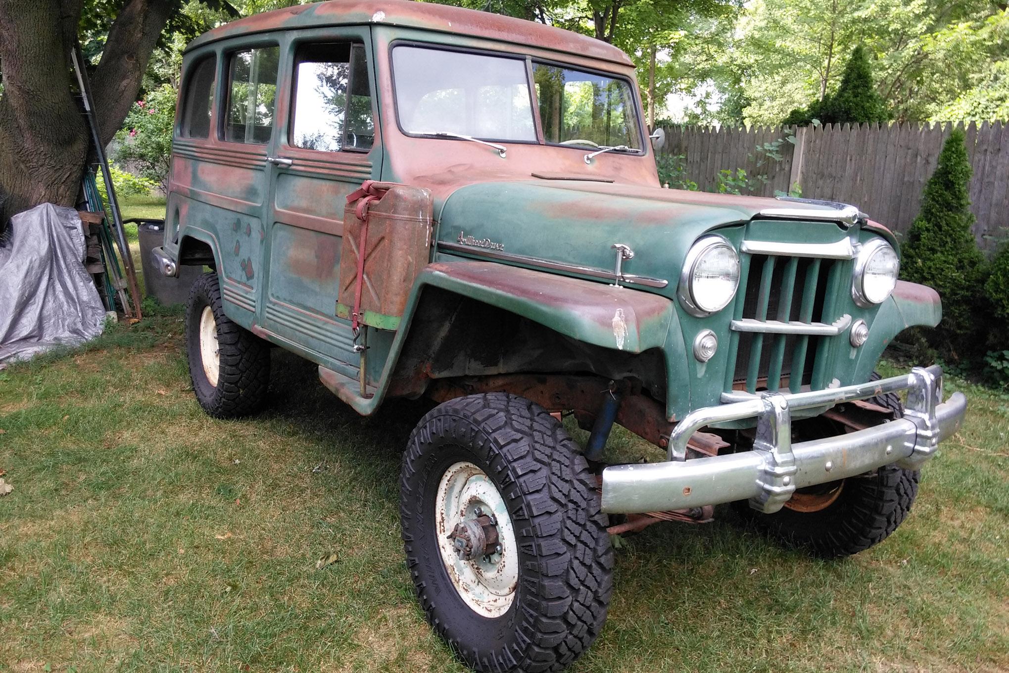 006 jeep shots malin 54wagon