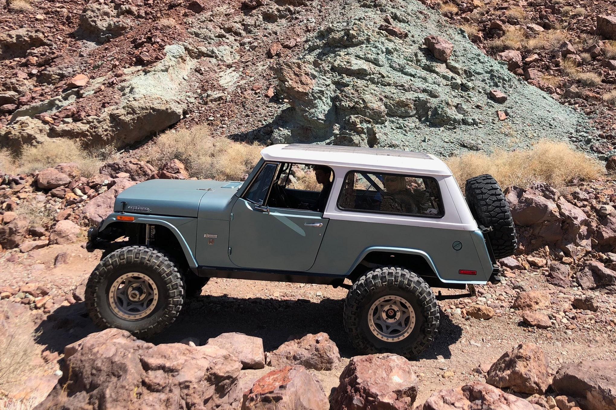 jeep shots northington 70commando
