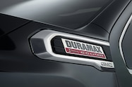 2020 gmc sierra 2500hd denali fender badge detail