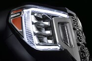 2020 gmc sierra 2500hd headlight detail