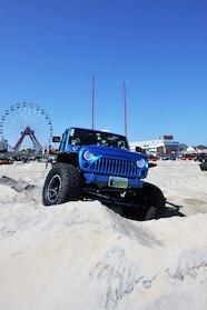 005 ocjw blue hard rock on sand