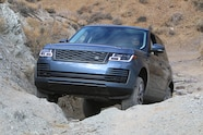 2019 suv of the year land rover range rover HSE P400e off road.JPG