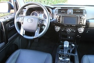 2019 suv of the year toyota 4Runner TRD pro interior.JPG