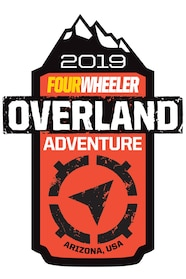 four wheeler overland adventure logo