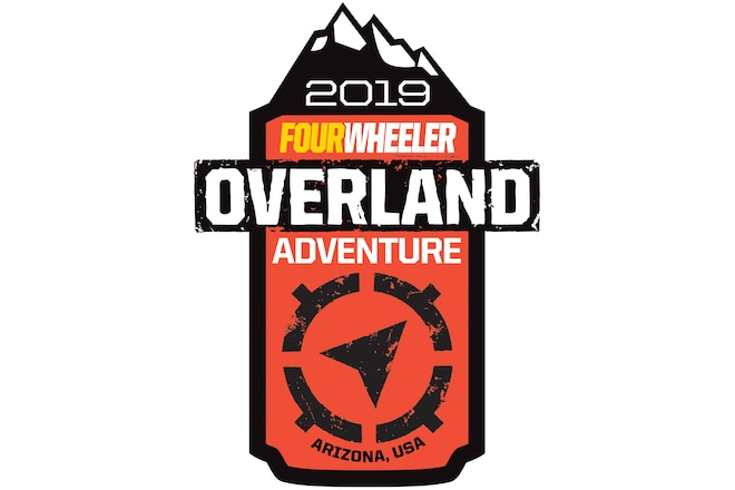 Apply Now For The First-Ever Four Wheeler Overland Adventure!