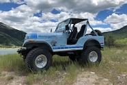 004 jeep shots white cj5renegade