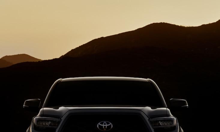 Toyota Teases 2020 Tacoma