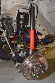 026 jeep tj wrangler 1997 metal cloak lock n load long arm 4 5 6 inch rocksport suspension install