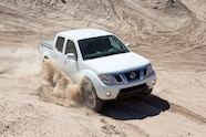006 2016 Nissan Frontier Pro 4X