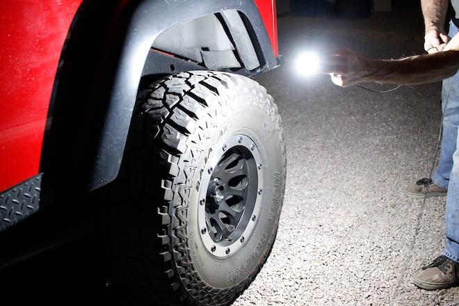 LED Revival of a GM Underhood Reel Light