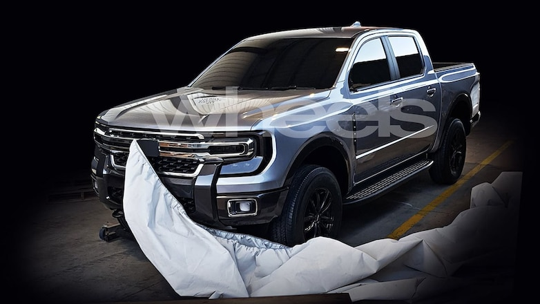Possible Sighting: Redesigned 2021 Ford Ranger?